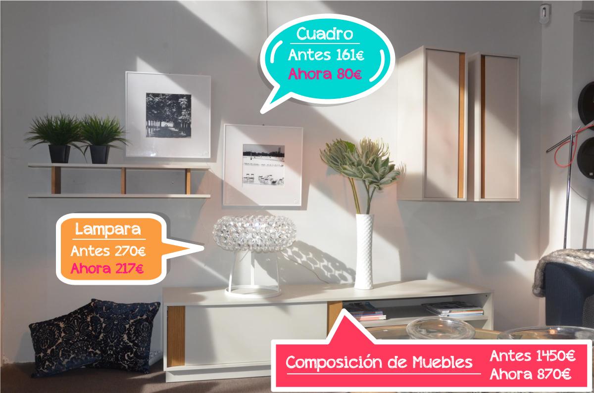 40 Descuento En Composici N De Muebles En Muebles Bidasoa  # Muebles Bidasoa