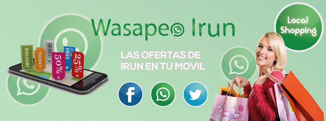 Wasapeo Irun